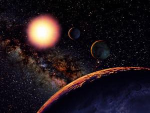 Wo ist die zweite Erde?